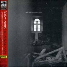Patti Smith-peace and Noise-japan Mini LP CD From Japan