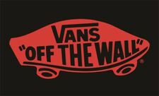VANS SHOES SKATEBOARD FLAG BANNER 3'X5': Fast Free Shipping