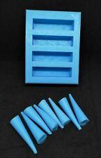 Silicone mould/mold Slimline Pen, Tube-in, Less-Resin, pen blanks for Slimline