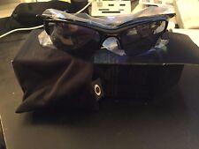 OAKLEY Polished black/Black Iridium HALF JACKET 2.0 XL OO9154 NEW IN BOX!