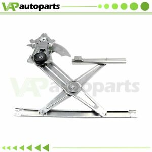 Left Side Power Window Regulator /& Motor Assembly Fit 02-08 Dodge Ram 1500 03-09 Ram 2500//3500 10-12 Ram 3500 Cab /& Chassis 08-12 Ram 4500//5500 Cab /& Chassis WIN-2X New 1pc Front Driver