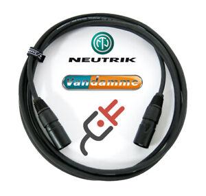 LINE6 Variax DI Digital Interface Lead VanDamme TourCat® Cable Neutrik Ethercon