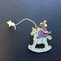 WDW - Figment On A Rocking Horse Roping A Star LE 3000 - Disney Pin 16585