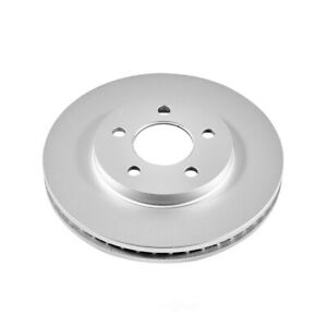 Disc Brake Rotor-Front Genuine Geomet Coated Rotor Front fits 05-10 Ford Mustang