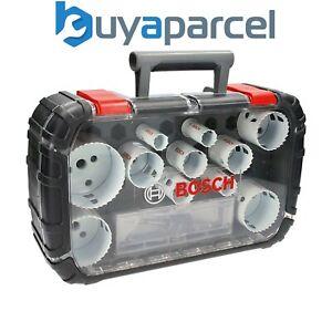 Bosch 14 Piece Progressor Holesaw Set Wood Metal 20 - 76mm Cobalt BIM + Case