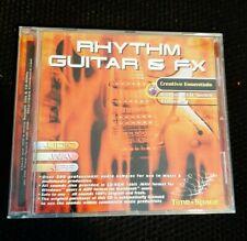 Zero-G - Creative Essentials Vol 1 - Rhythm Guitar & FX - Sampling CD