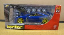 "Import Racer! Toyota Celica ""Dub City"" 1:24 Diecast Metal Jada Toys 2005"