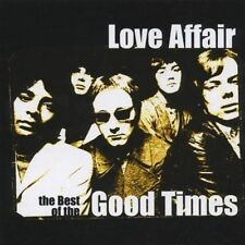 Love Affair Best of The Good Times 2001 Columbia 19 Track CD Album EX