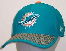 Miami Dolphins New Era 2017 Sideline 39Thirty Flex Hat / Cap size S/M