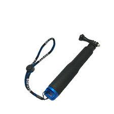 Waterproof Telescoping Selfie Stick Pole Floating Hand Grip for Gopro 5/4/3+/3/2