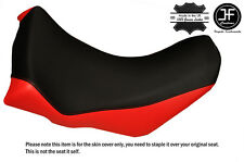 RED & BLACK CUSTOM FITS HONDA AFRICA TWIN CRF 1000 L 15-17 LOW FRONT SEAT COVER