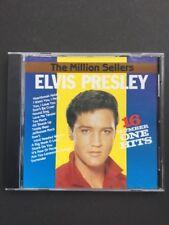 Elvis Presley Million sellers - 16 number one hits - CD