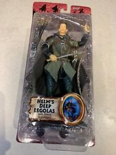 ToyBiz HelmS Deep Legolas With Sheild Skateboard From The Lord Of The Rings...