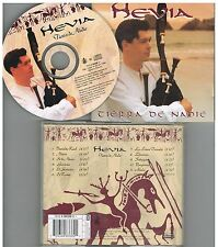 Hevia ‎– Tierra De Nadie CD Album 1998 Spain