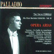 CD FRANCO Corelli - opera arias, the young Corelli, his first recitales vol. 2