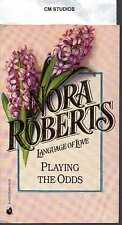 PLAYING THE ODDS by NORA ROBERTS PB LANGUAGE OF LOVE LOL #12 BRAND NEW