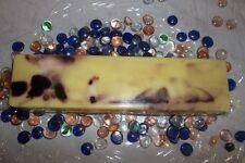 LOT OF 6 HOMEMADE GOAT'S MILK/SHEA/OLIVE OIL SOAP 2.5lb Loaves U-PICK