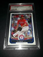 2012 Bowman Draft #50- Yu Darvish Rookie Card! PSA Mint 9!