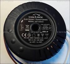 █► Elektr Transformator Eaglerise SET300CK - 12V 100 - 300 WATT Dimmbar rund
