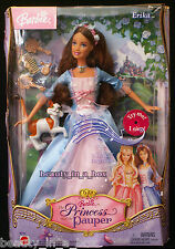 Erika Barbie Doll Princess and the Pauper SW
