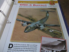 Faszination 4 55 De Havilland Cacda DHC 5 Buffalo STOl Transporter