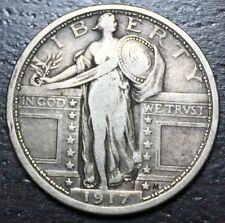 1917 P TYPE 1 Standing Liberty Quarter  --  MAKE US AN OFFER!  #R5856