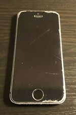*FOR PARTS* Apple iPhone 5s - 32GB - Space Gray A1533 (CA)