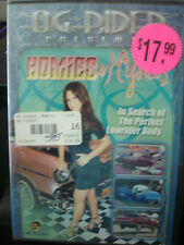 O.G. Rider: Homies and Hynas (DVD, 2007) WORLD SHIP AVAIL