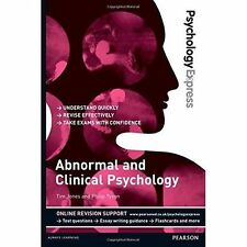 Abnormal and Clinical Psychology: (Undergraduate Revision Guide) (Psychology Exp