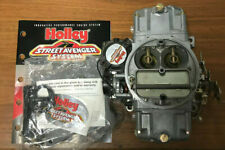 Holley Carburetor 0-80670 4 barrel 670 CFM with electric choke (NEW)