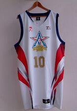 2009 TIM HARDAWAY NBA ASIA CHALLENGE GAME WORN BASKETBALL JERSEY - RARE!