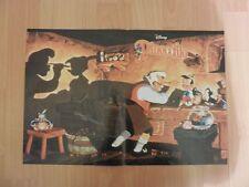 Pinocchio Poster aus Club Nintendo Zeitschrift