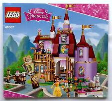 Schöne Biest Buch Storybook Belle Book Minifig 10762 Märchenbuch LEGO Disney