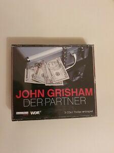 Hörspiel John Grisham Der Partner (Christian Redl, Ulrike Krumbiegel) 2000