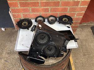 2001 Audi 8L 1.8T 3 Door Bose Sound System -Speakers, Amp ,Subwoofer