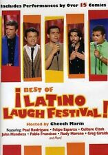 The Best of the Latino Laugh Festival (DVD, 2013) WORLDWIDE SHIP AVAIL