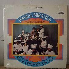 Ismael Miranda-Rare Orig.1st.Press.Clouds Label-Asi Se Compone Un Son.Exc.Tops!