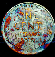 "1931 P Lincoln Wheat Penny Cent- ""Beautiful Toning"" SUPERB GEM BU #01"