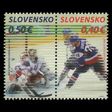 Slovakia 2011 - Ice Hockey World Championships Sports - Sc 614 MNH