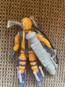 GI Joe HEAT Viper   Complete Cobra Bazooka Man    Tight - Mine From Childhood