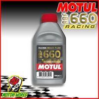 Motul Racing Brake Fluid Rbf 660 Factory Line / 500 ML