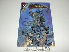 Darkness #1 Comic Image 1996 1st Series Garth Ennis Marc Silvestri Witchblade