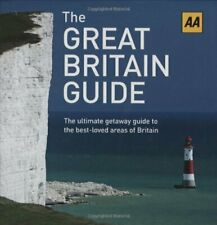 The Great Britain Guide (AA Illustrated Reference ... by AA Publishing Undefined