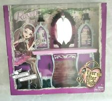 Ever After High Getting Fairest Raven Queen Destiny Vanity Accessory toy