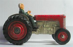 Original  Corgi Massey Fergusson  Tractor