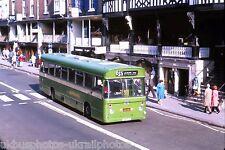 Crosville KFM758J Chester 17/10/73 Bus Photo