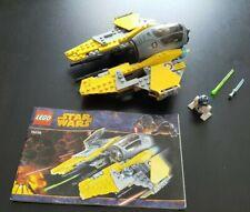 * Lego STAR WARS 75038 * Jedi Interceptor * guter Zustand