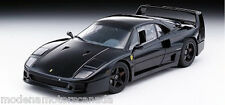 FERRARI F40 LIGHT WEIGHT version BLACK KYOSHO VERY RARE 1st Edition NEW IN BOX