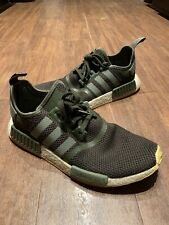 Adidas Men's US 12 NMD R1 Green