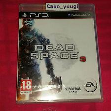 DEAD SPACE 3 SONY PS3 NEUF SOUS BLISTER 100% FRANCAIS